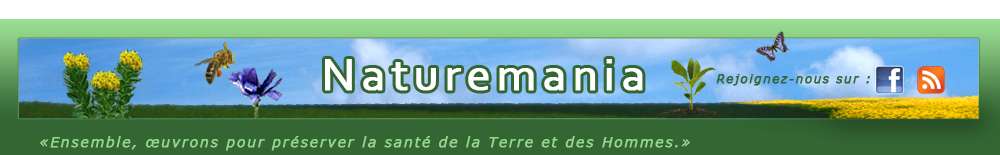 bandeau bienvenue naturemania